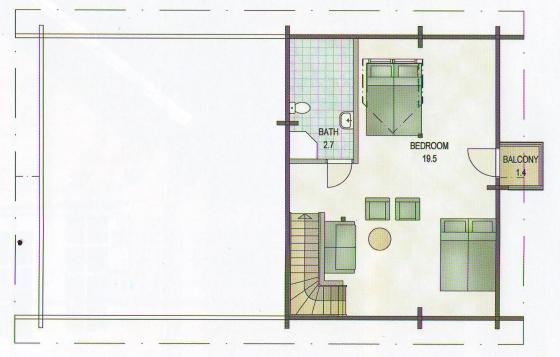 Проект дома pallas 79