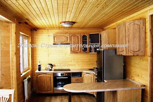 отделка дома внутри вагонкой фото