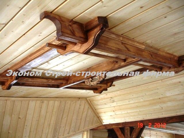 Ремонт и отделку деревянного дома